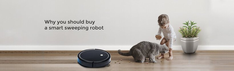 why should we use robot vacuum