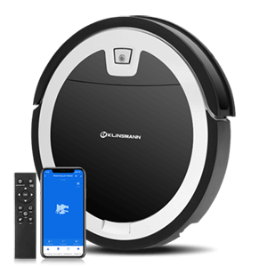 robot vacuum and mop krv310