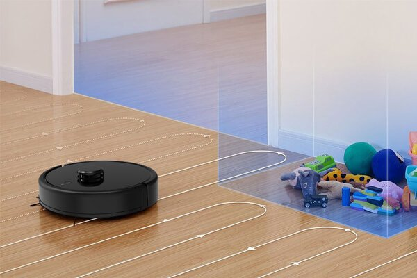Best-Budget-Robot-Vacuum-With-Mapping-K187