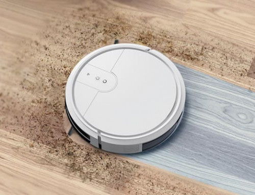 Automatic Household Sweeping Robot Suggested